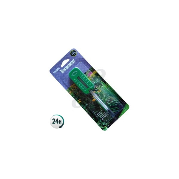 Termómetro para suelo - termostato para tierra