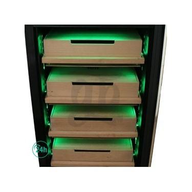XL Humidor Electrónico Fum Box - Cajones