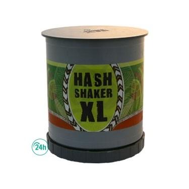 Shaker de différentes tailles de hachage
