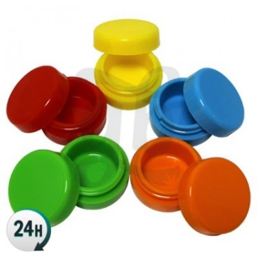 Silicone boxes