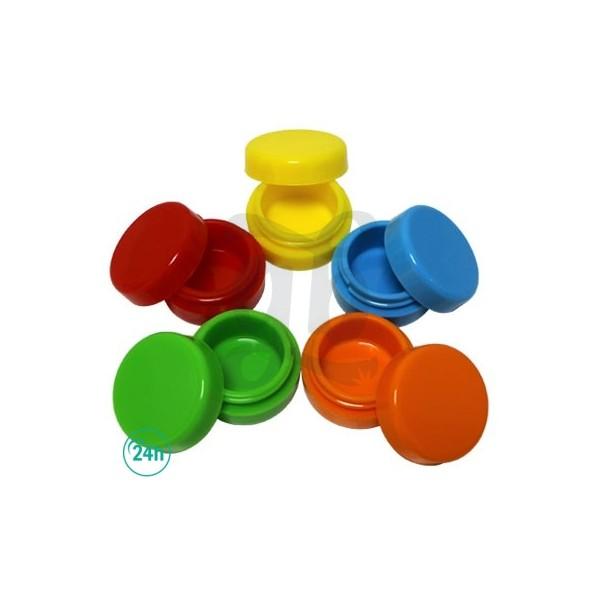 Cajitas de silicona 5 unidades