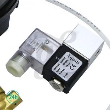 Kit CO2 avec jetables de bouteille de gaz