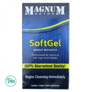 Magnum Detox SoftGel 1 Sobre