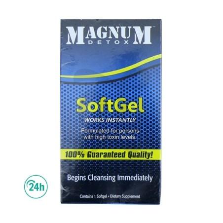 Magnum Detox SoftGel (orina)