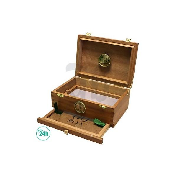00 Box Petit Format en Bois de Cèdre
