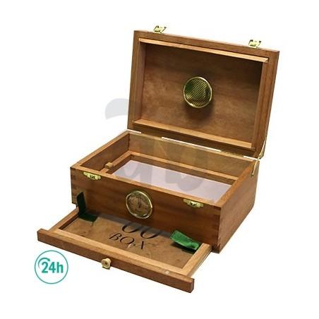 Open Small 00 Box