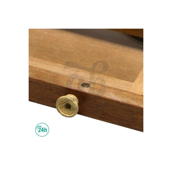 Medium 00 Box kief tray