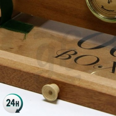 Small 00 Box pollen tray