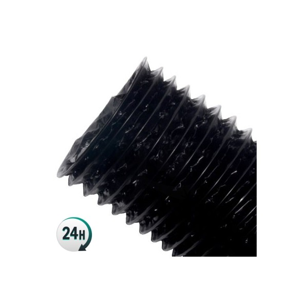 Black and Aluminum Combiconnect Duct (10m)