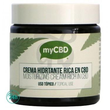 Cream with CBD