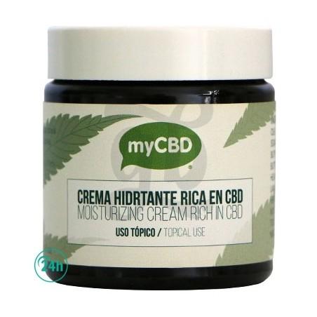 Crème au CBD Forte 100 ml