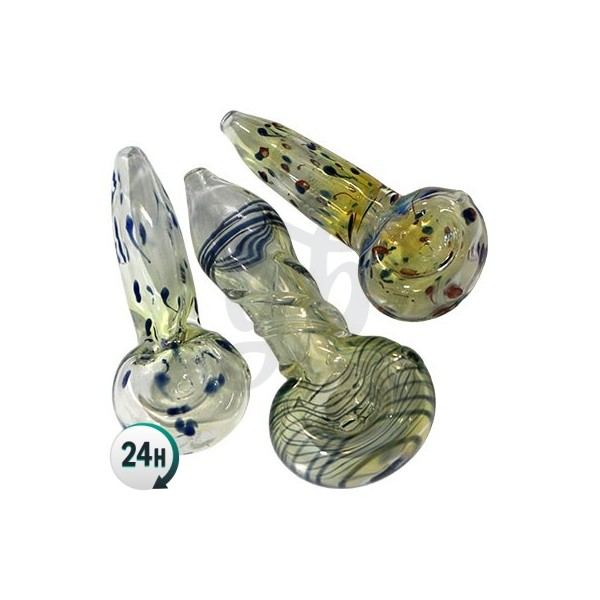 Discreet Glass Pipe For Smoking Cannabis