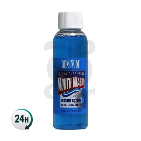 Mouth Wash (saliva)