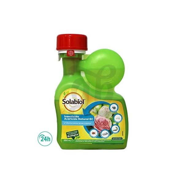 Solabiol insecticida acaricida natural