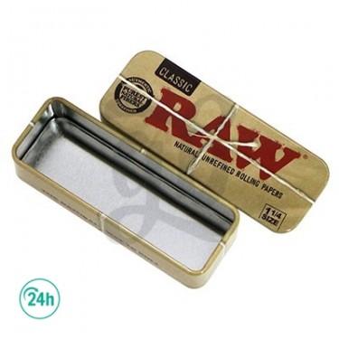 RAW Caja Roll Caddy 1.1/4 abierto