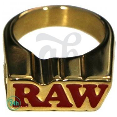 RAW Anillo 24K logo