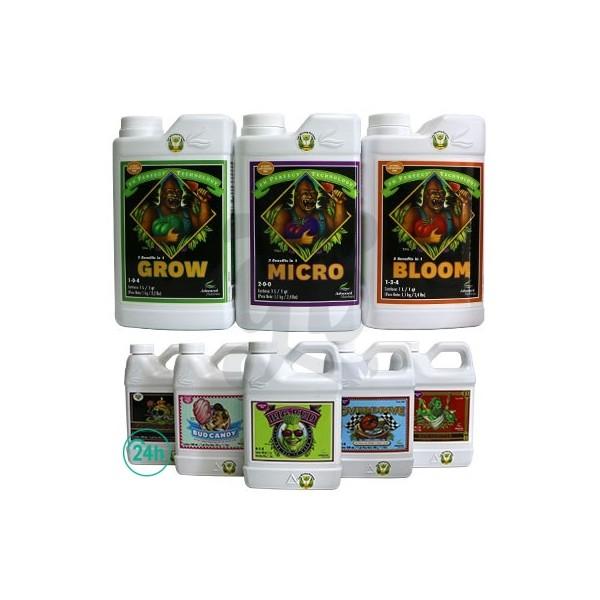 AN Advanced Pack - Grow, Micro, Bloom