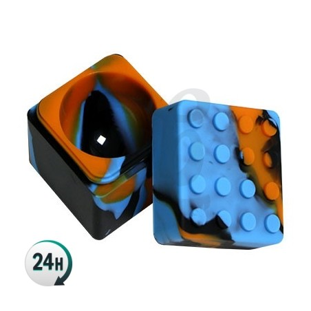 Lego Silicone Cubes