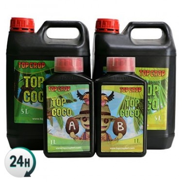 Top Coco A+B bottles