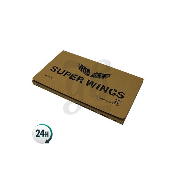 Suplemento reflector Super Wings Evolution - Caja