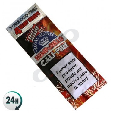 HEMPaRILLO Royal Blunts - Lolipop flavor