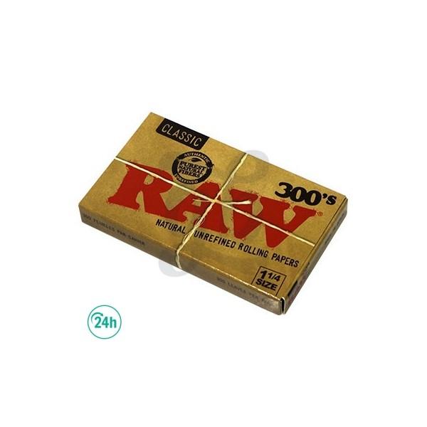 RAW 300's 1.1/4 - Un librillo