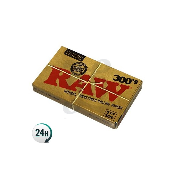 RAW Rolling Paper one booklet