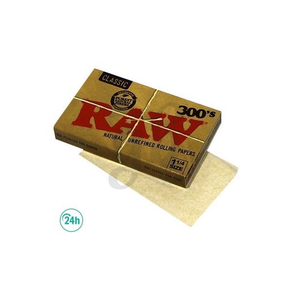 RAW 300's 1.1/4