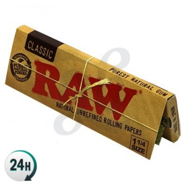 RAW Rolling Paper Size 1¼