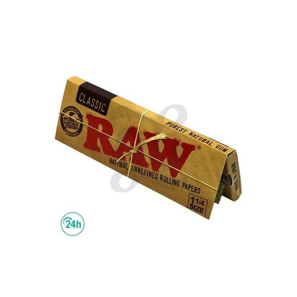Librillo de papel RAW 1.1/4