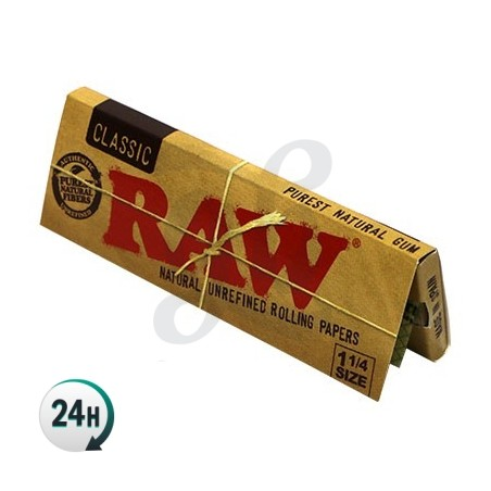 Raw - Papier à Fumer 1.¼