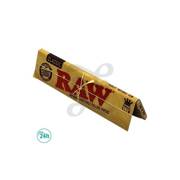 Raw Slim King Size