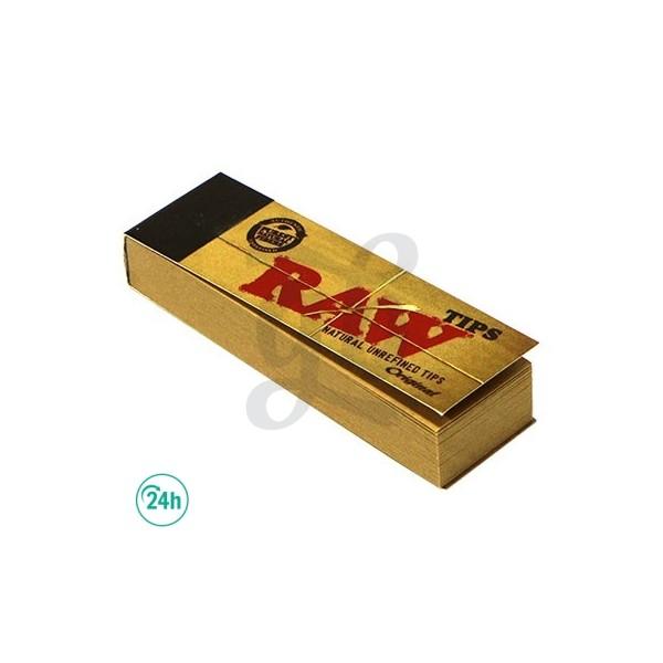 Boquillas de cartón Raw