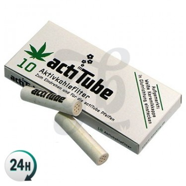 ActiTube Active Carbon Filters - Box of 10