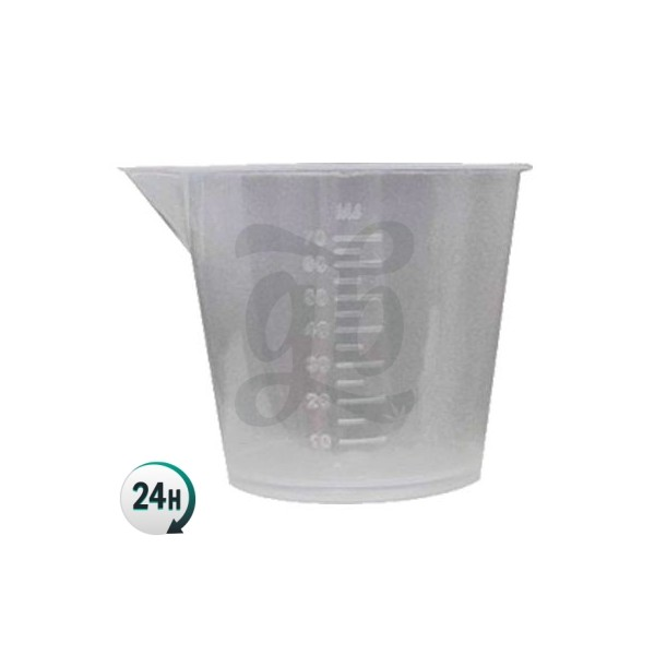 Cuantos vasos son 250 ml