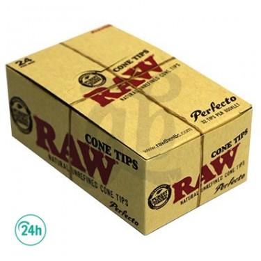 RAW Cone Tips caja entera