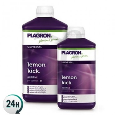 Garrafas de Lemon Kick (ph- 100% bio)
