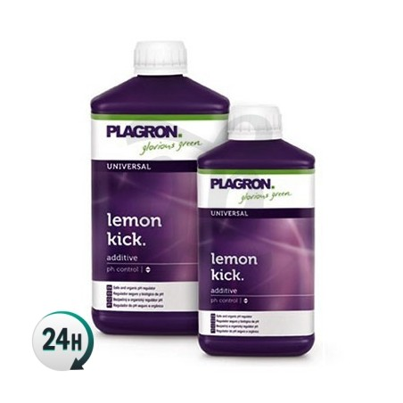 Lemon Kick (ph- 100% bio)