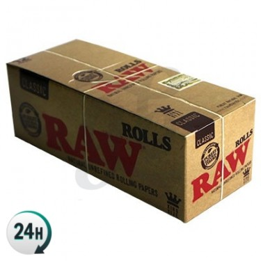 Papel de rollo RAW