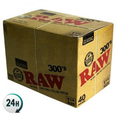 RAW Rolling Paper entire box