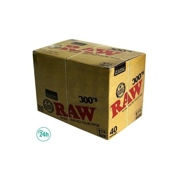 RAW 300's 1.1/4 - Caja entera