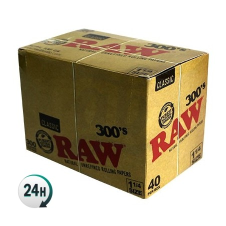 Papel Raw 300´s
