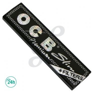 OCB Slim + filtros cartón