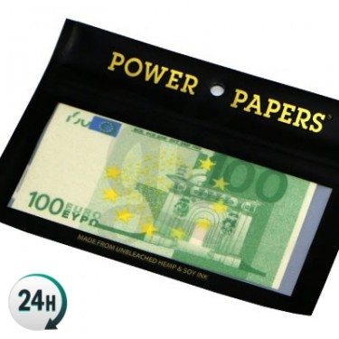Money Printed Smoking Papers
