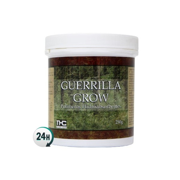 Guerrilla Grow THC