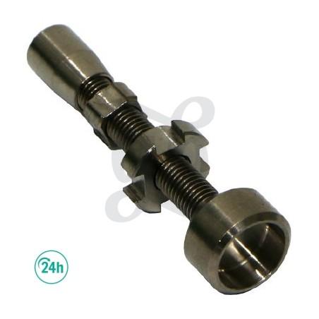 Clavo titanio ajustable y adaptable