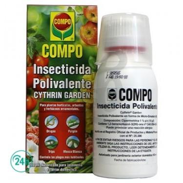 Insecticida polivalente Cytrhin Garden