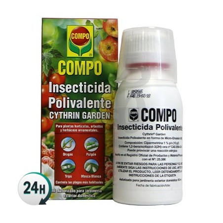 Insecticide polyvalent Cytrhin Garden