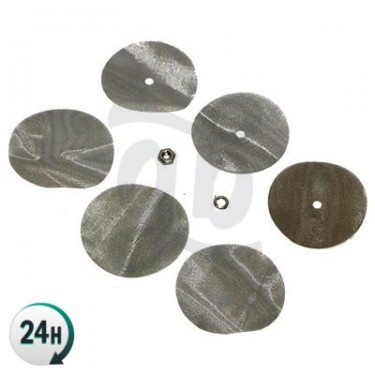 Solid Valve Screens Pack for Volcano (Thin and Regular)