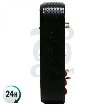 Lateral del LED 120 W